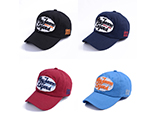 Comfortable cotton paste baseball caps for promotional gifts