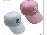 wholesale baseball hats with six or five pannels for promotional gifts