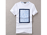 Hot sell cheap man's custom T-shirts with Multi sty