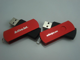 Twist usb flash drives 8 GB
