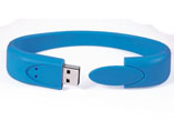USB flash drive wristband