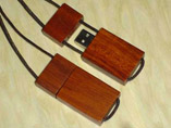 Hot Sell Wooden USB flash drive 2GB