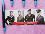 Solid Promotional Banner Pen