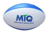 PU Rugby Stress Ball