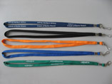 5mm Slim Nylon Lanyard
