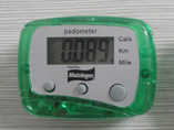 Promotional 3 Button Pedometer
