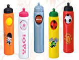 750ML PE Plastic Sport Bottle