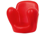 Advertising Chair Shaped Stress Ball