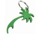 Palm Tree Bottle Opener Keyring