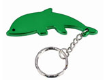 Dolphin Keychain With Bottle Opener