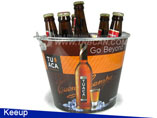 Promotional 5QT Tin Bucket