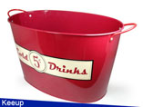Promotional 15QT Ice Bucket