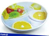 Fruit Metal Tray