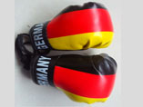 Germany flag Boxing glove keyrings