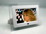 Acrylic 7 inch Digital Photo Frame