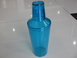 750ML Plastic Cocktail shaker