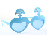 Promotional Heart Shaped Party Sunglass