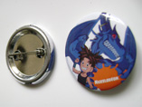 Customized Tinplate Badges