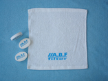 Mini Oval Shaped Compressed Towel