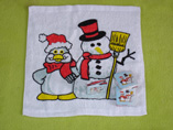 Christmas Gifts Compressed Towel