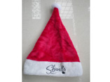 Plush Christmas Santa Hat