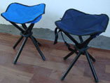 Four legs folding chair
