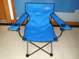 Foldable Beach Chair with cup holder