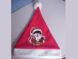 Heat Transfer Felt Christmas Hat