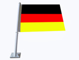 Promotional Germany  Car Flags