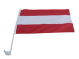 Austria Polyester Car Window Flag