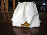 Eco Friendly Cotton Drawstring Bag