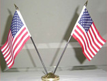 American Desk Flags