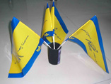 Customized Table Top Flag Stand