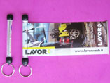 Customized Banner Keyring