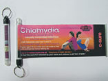 Promotional Retractable Scroll Banner Keychain