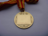 Customized Golden Metal Medals