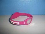 Power Rubber Balance Wristband