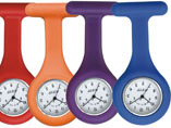 Eco-friendly Silicone Nurse FOB Watch