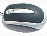 Stylish 3D Wired Optical Mouse