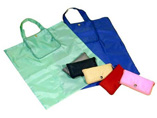 Promotional Folding Bag with Button