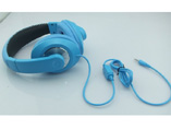 Luxury Soft PVC Computer Headphones