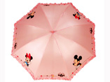 Mickey Children Umbrella with Lace