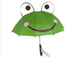 Frog face Kids Umbrella
