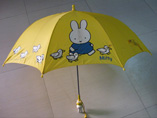 Children Umbrella with Rabbit Handle