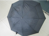 Double Layers Auto Golf Umbrella