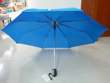 Advertising UV-protect Auto Umbrella