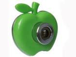 Apple Shaped USB Webcam for Laptop