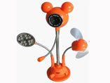 Mickey Multifunctional USB Webcam