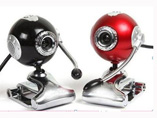 Spaceman USB Webcam with Microphone