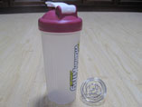 Shaker Bottle With Stainless Steel Ball